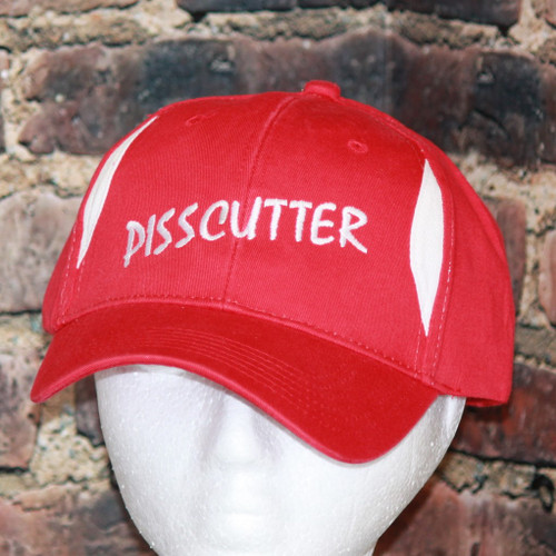 Pisscutter Schreiber - Red Insert Hat