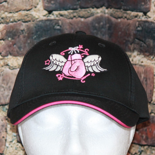 BOXING Angel Hat