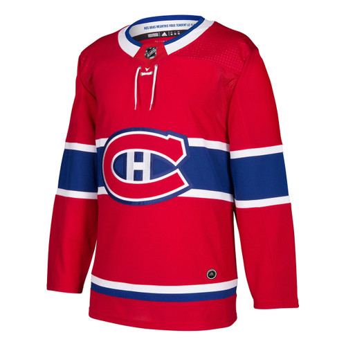 Montreal Canadiens adidas adizero NHL Authentic Pro Home Jersey