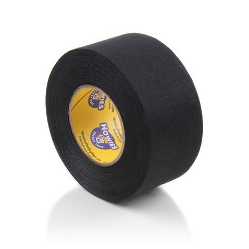 "Howies 1.5"" Black Cloth Hockey Tape - Hockey stick tape"