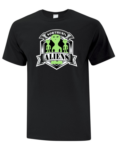 Northern Aliens t-shirt