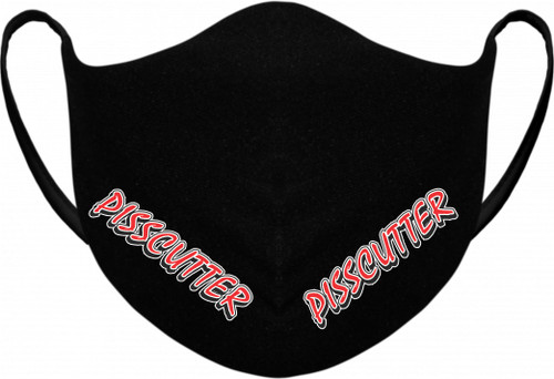 PISSCUTTER - Reusable Fabric Face Masks