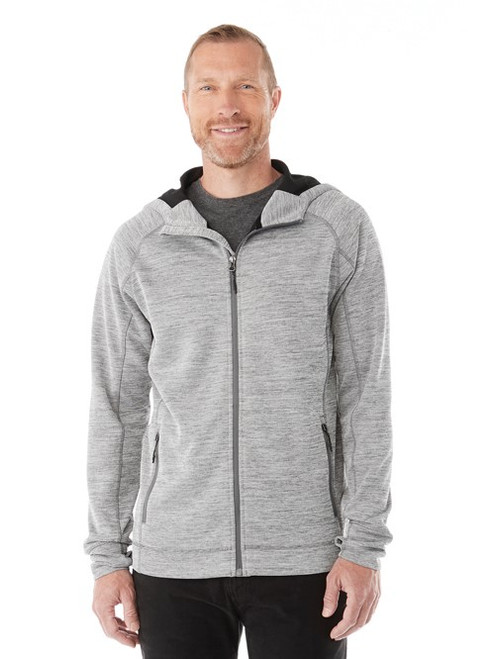ODELL Knit Zip Hoody Mens