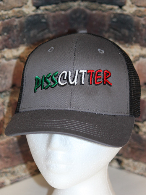 Italy colours Pisscutter Italia hat by Hollywood Filane #pisscutter