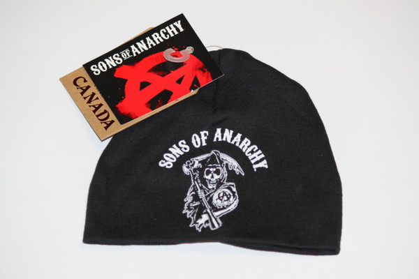 Black Baby Sons of Anarchy beanie