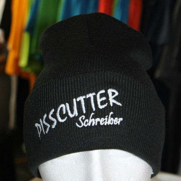 Pisscutter Toque Knit hat - Pisscutter - hollywoodfilane.com
