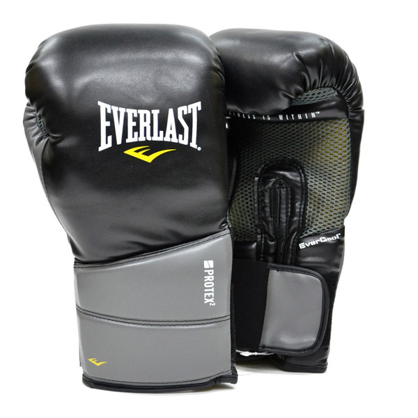 Everlast Protex2 Evergel Training Boxing Gloves 14 oz