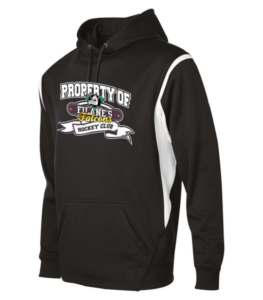 Property of Filane's Falcons official performance Team Hoodie
