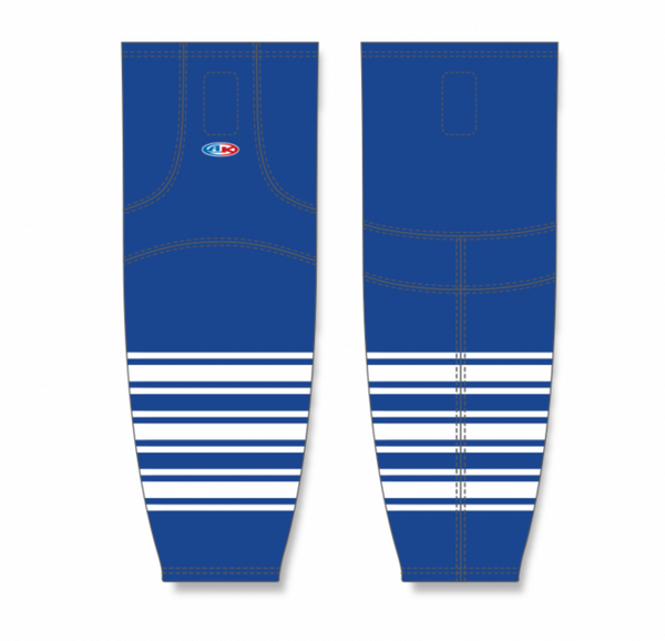 New Toronto Royal Hockey Sock - colour 504