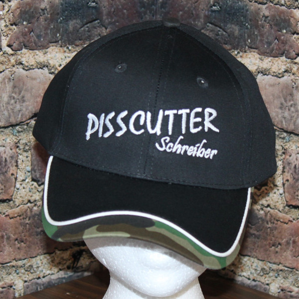 Pisscutter Schreiber Hat by Hollywood Filane