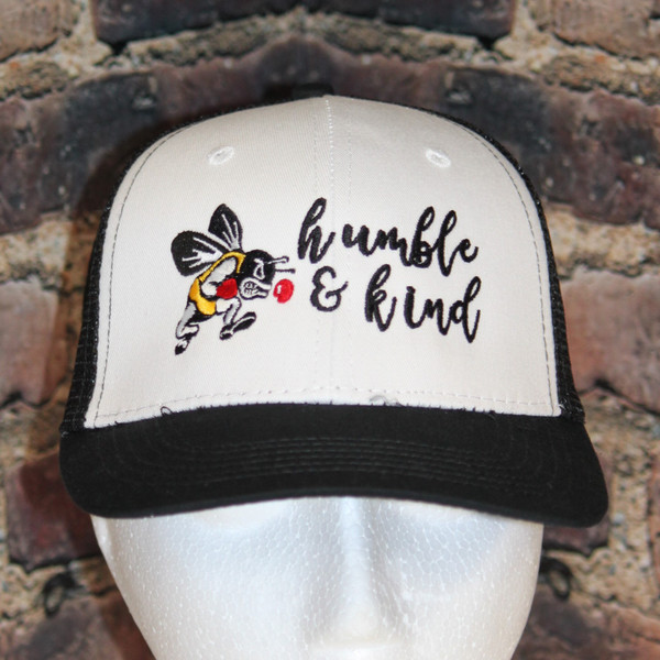 Boxing Hat Be Humble and Kind
