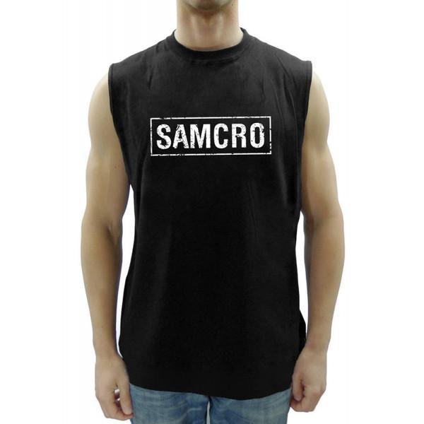 SAMCRO-Sons of Anarchy Sleeveless t-shirt