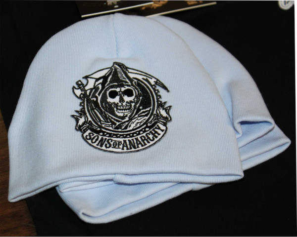 Baby Sons of Anarchy beanie