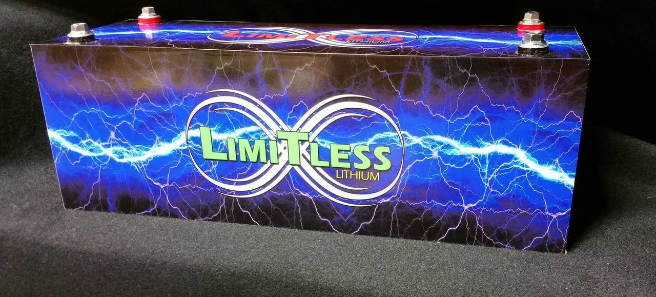 limitless lithium car audio battery