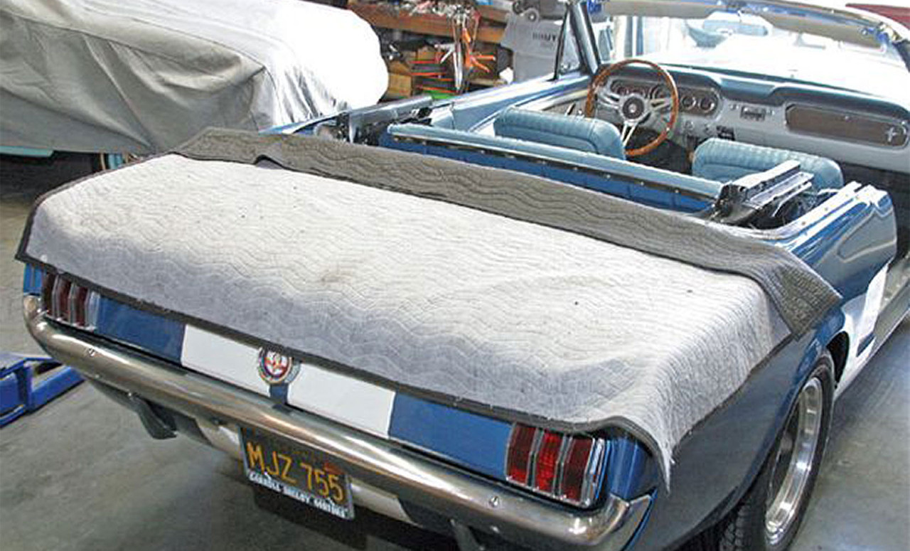 How To Replace A Convertible Top