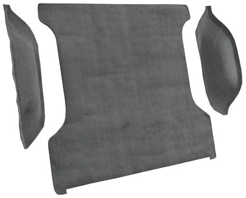 1965-1968 Ford Custom 2DR Auto Carpet