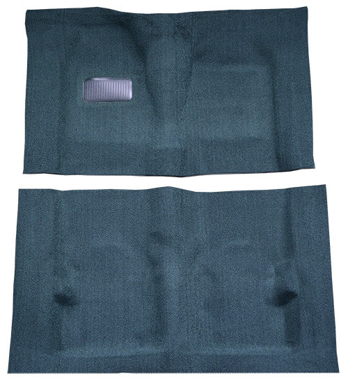 1971-1973 Cadillac DeVille 2DR Coupe Carpet