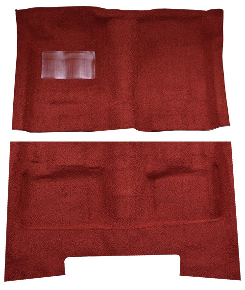 1963-1973 Chrysler Newport 4DR Carpet