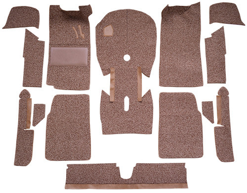 1966-1976 BMW 2002 2DR Cut & Sewn BMW Material
