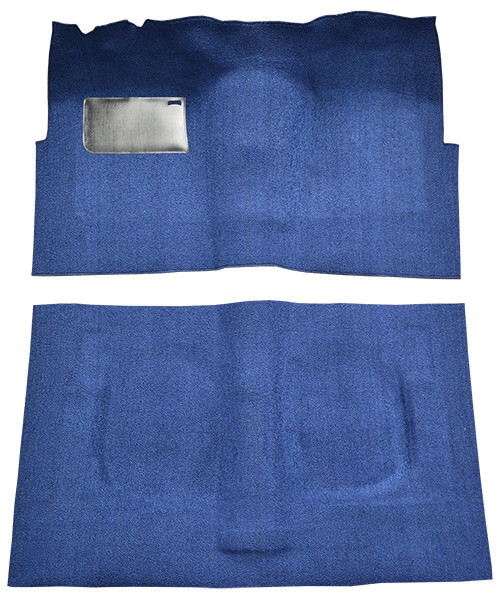 1957-1958 Ford Custom 300 4DR Carpet
