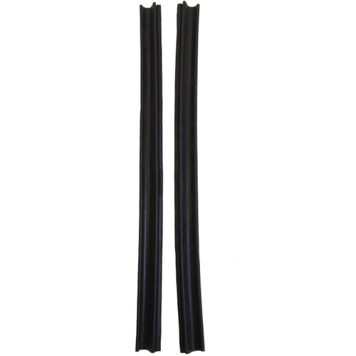Quarter Window Leading Edge Weather Strip, Pair, WS61C-Q