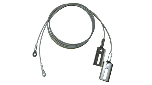 1961-1964 GM C-Body Convertible Hold Down Side Tension Cables