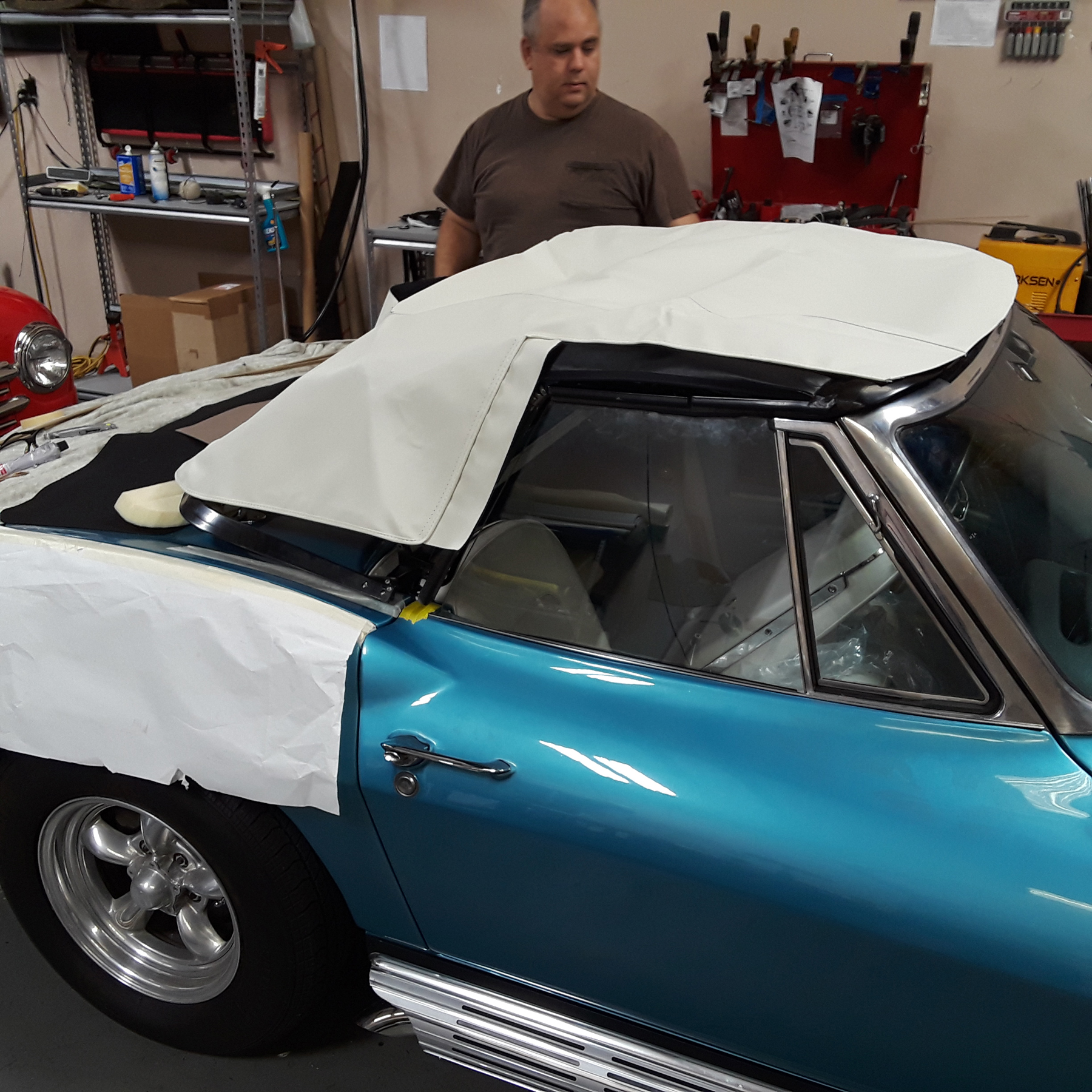 Convertible-Top Replacement: What Goes Into Rejuvenating The