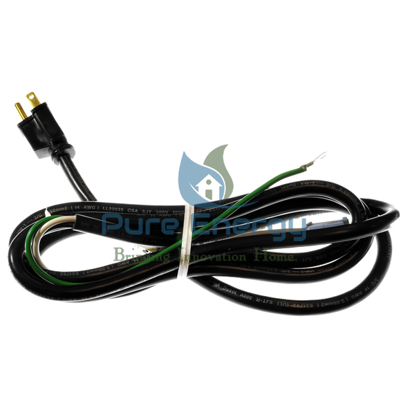 Replacement power cord for Eden pure US 1000 and GEN 4 Heaters