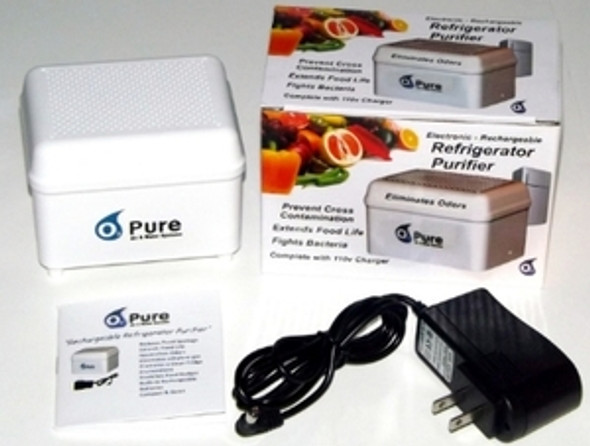 O3 Pure Rechargeable Fridge Deodorizer