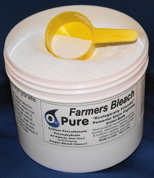Soap - Farmers Bleach with Hydrogen Peroxide and Sodium Carbonate