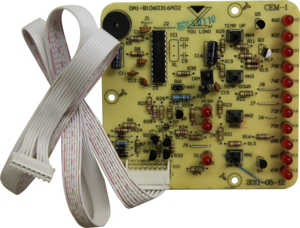 EdenPURE PC cFront Control Board A5004/RP