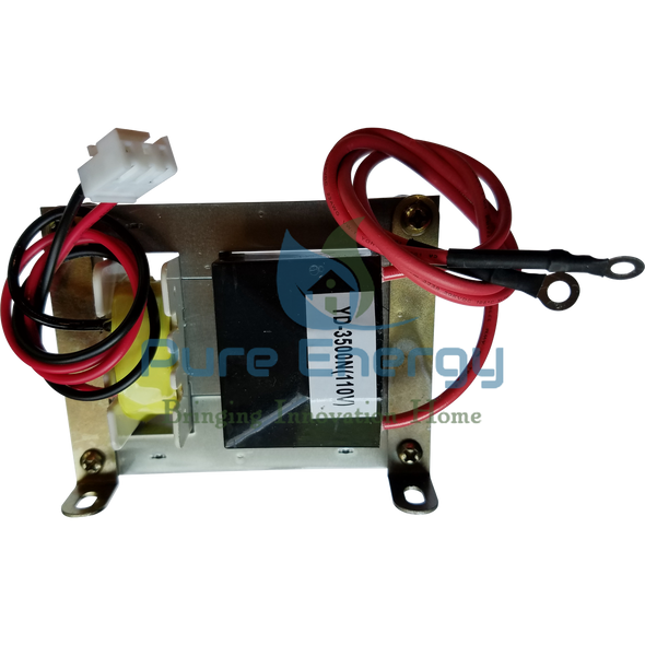 Large Ozone Power Transformer for the O3 PURE Whole Home Sterilizing System