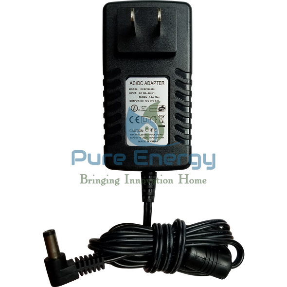 Power Supply for O3 PURE Eco Laundry Wash System