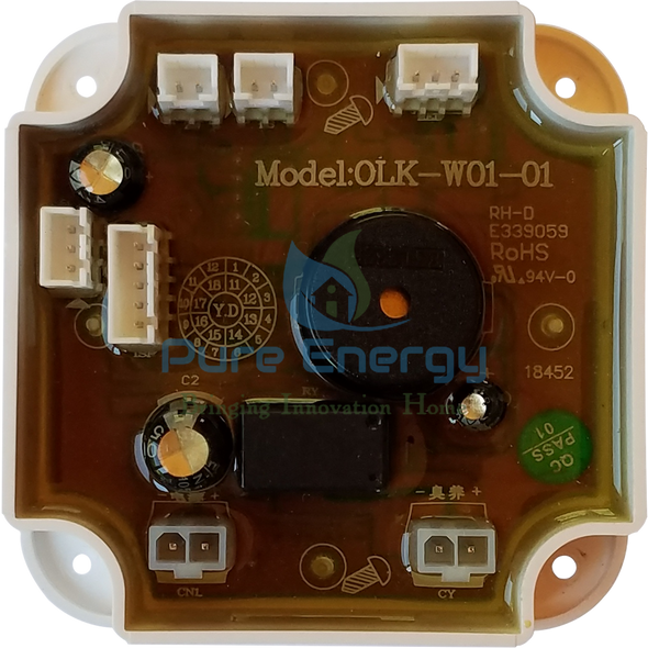 O3 PURE Potted PC Control Board for Eco Laundry Systems G1 and G2