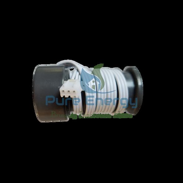 Closeup of Pipe Kit wiring