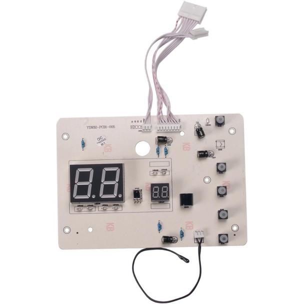 PC Control Board - Front YN008