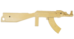 Polyurethane AK-47 is a realistic 3D weapon used to create a direct threat scenario, with the use of one of TAT3D Advanced Target Systems. Corresponding Parts (Mario-poly-handclosed)
