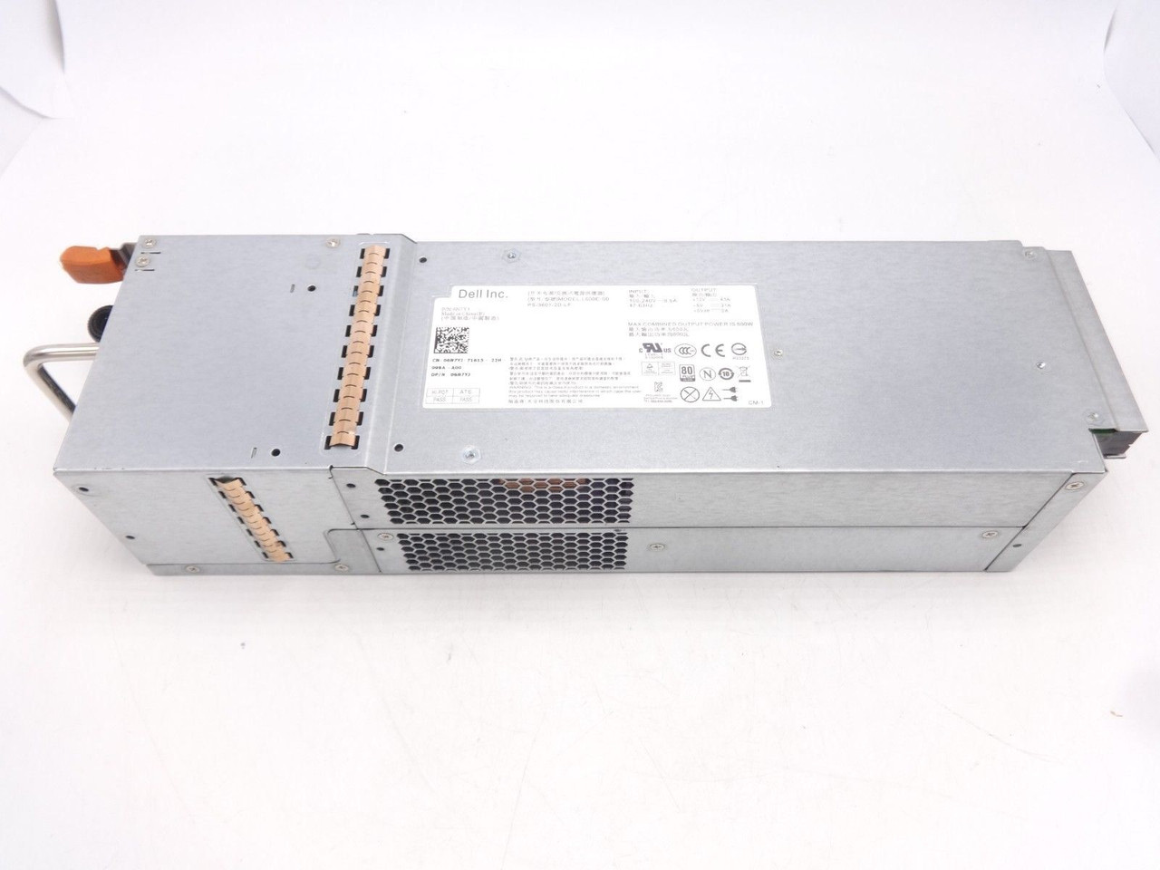 Dell 6N7YJ Powervault MD1200 MD3200I 600w Power Supply