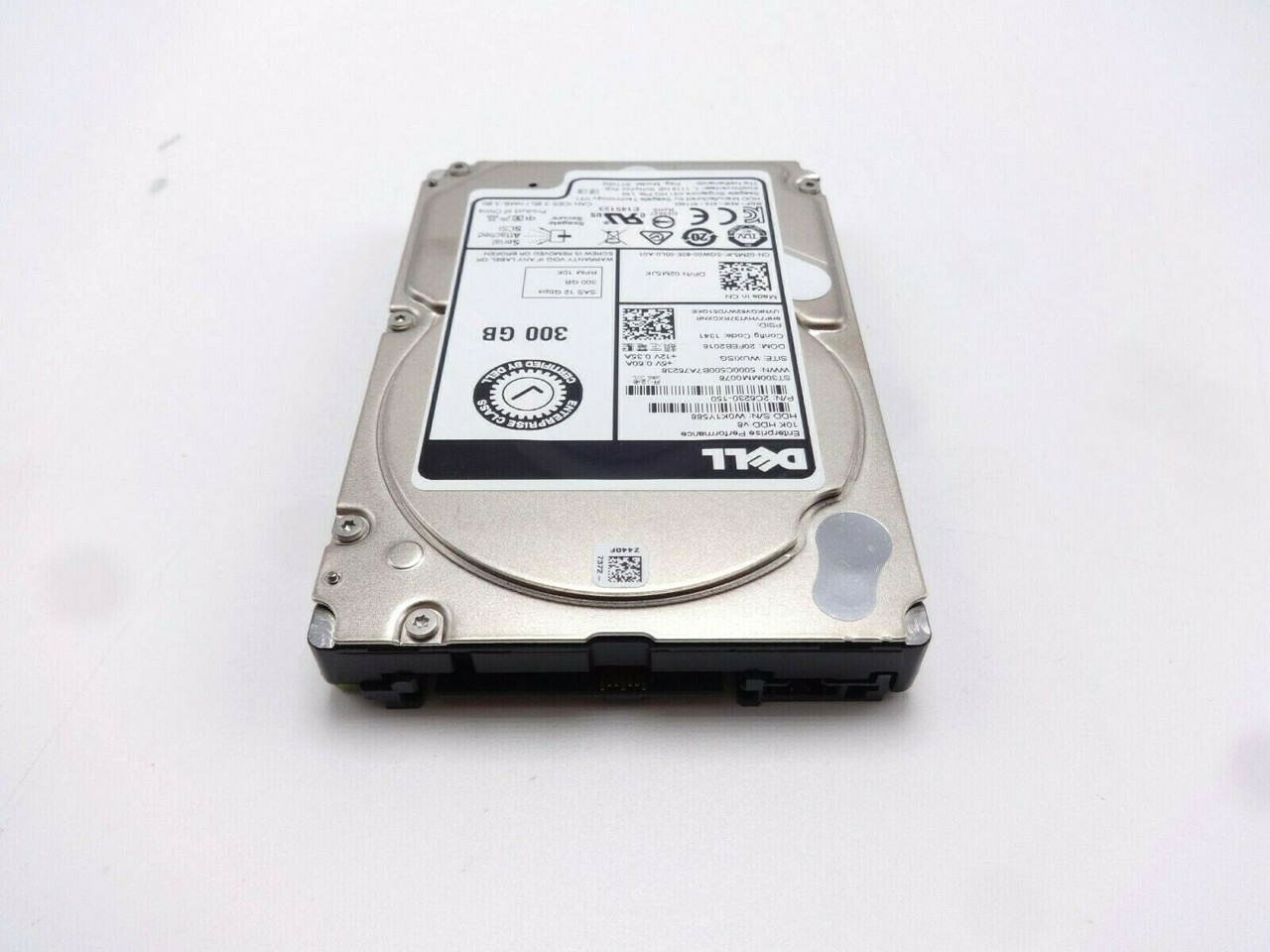 Dell 2M5JK 300GB SAS 10K 12GBPS Hard Drive
