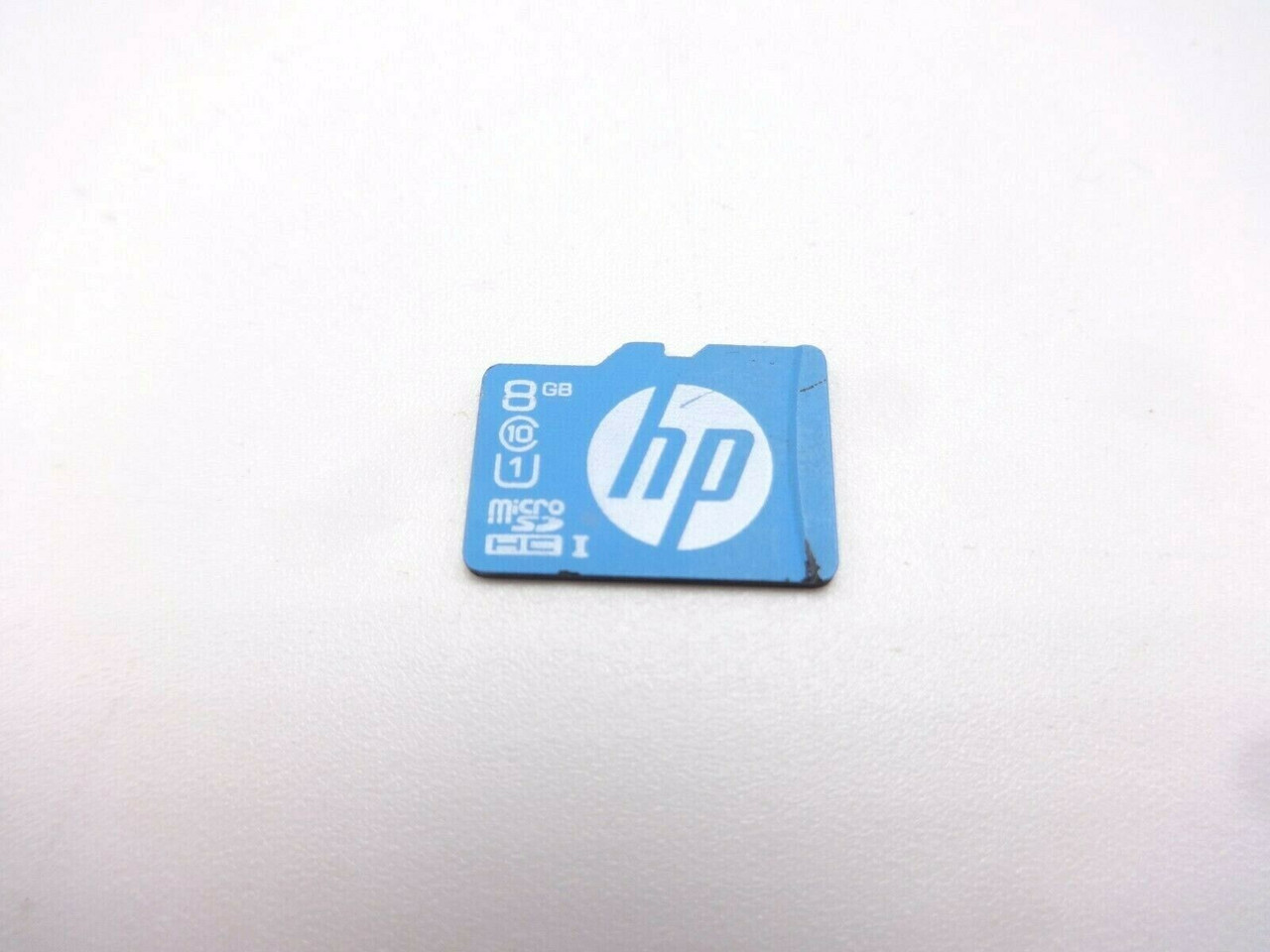 HP 726118-002 8GB Micro SDHC Flash Media Card