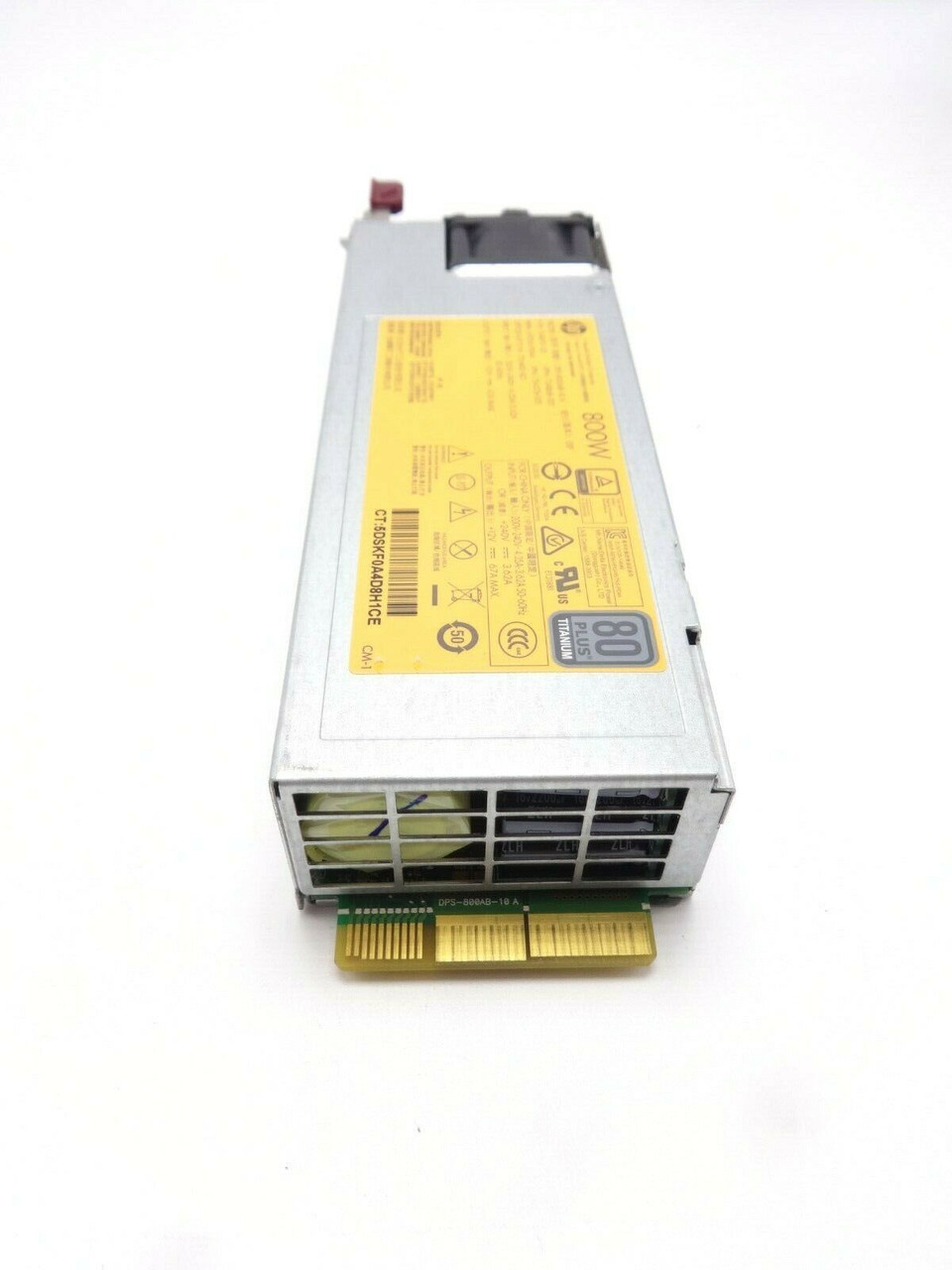 HP 754378-001 HPe 800Watt Flex Slot Titanium Power Supply