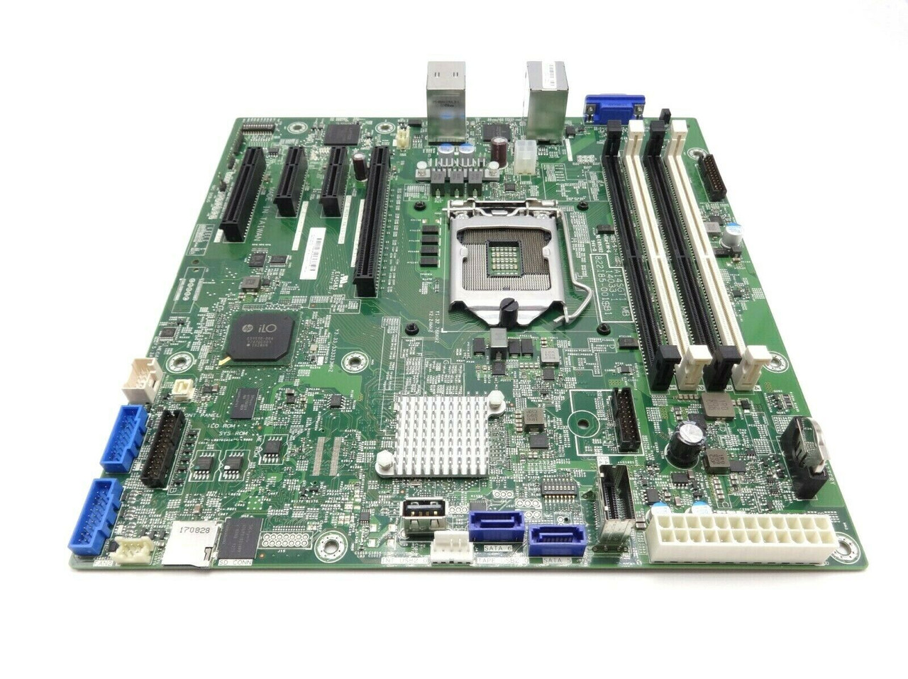HP HPe 873607-001 ML30 G9 Gen9 System Board