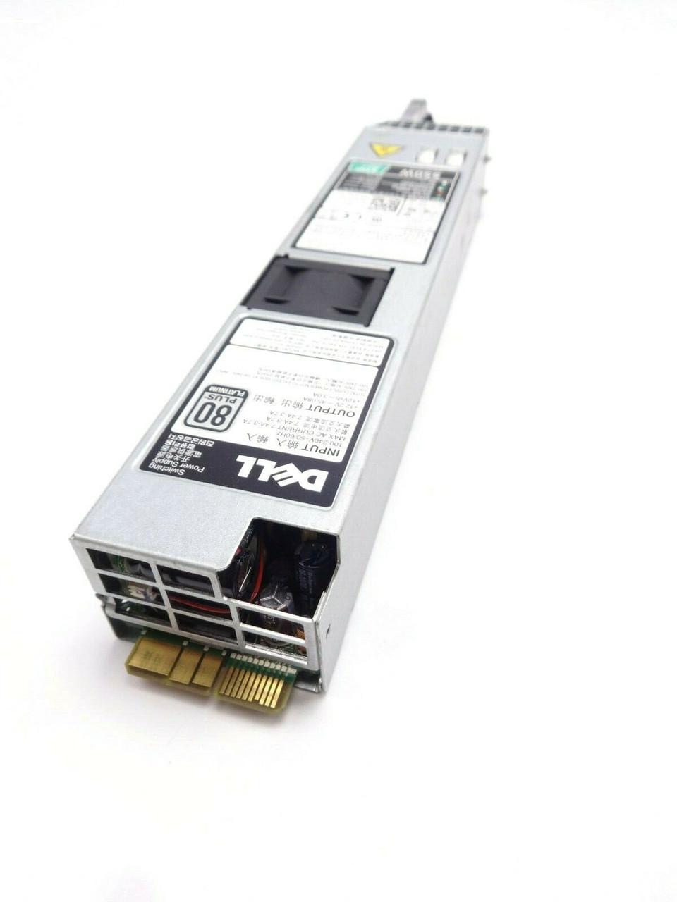 Dell X185V 550W 80+ Platinum Poweredge R330 | R430 Power Supply