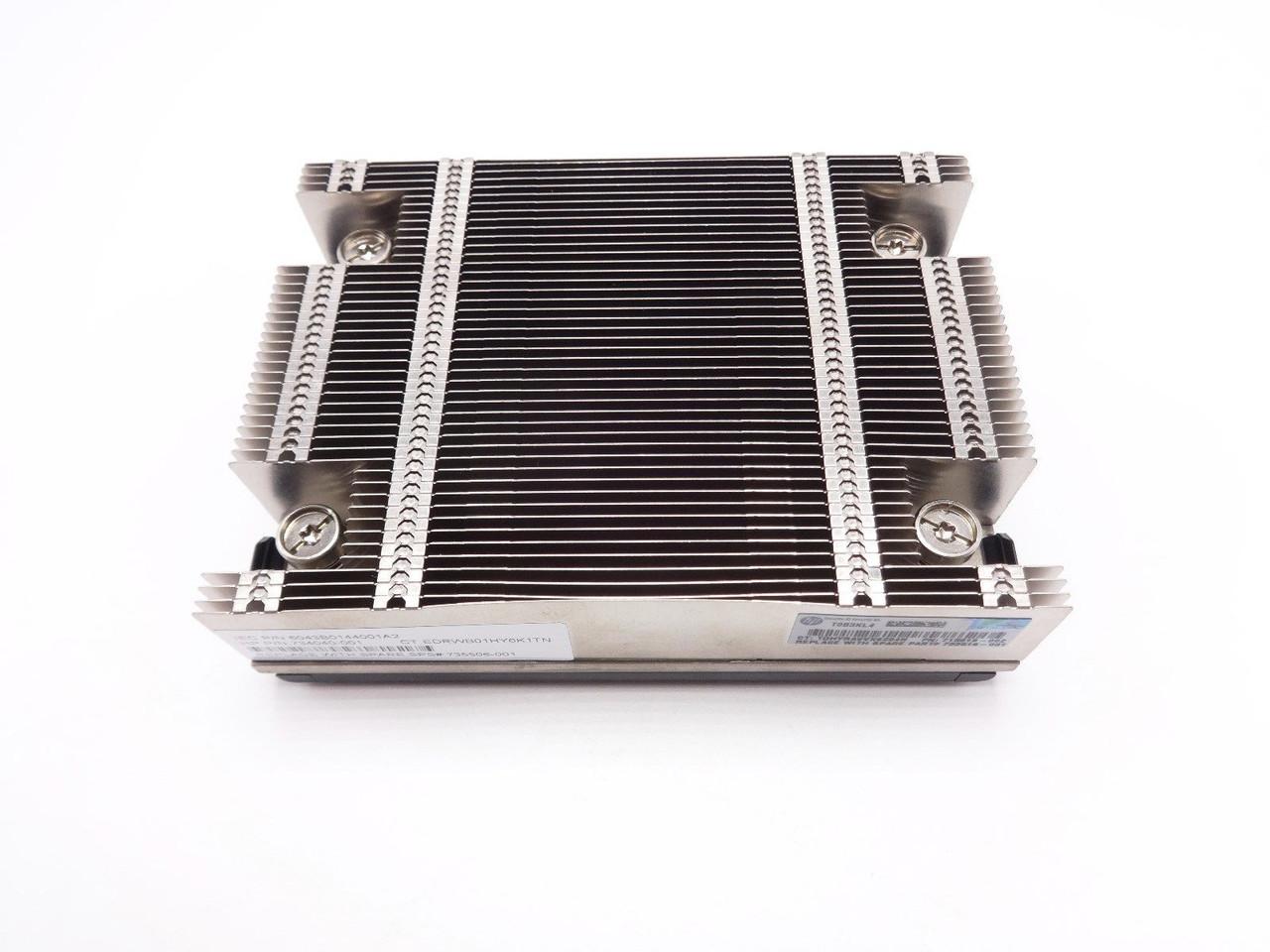 HP 735506-001 DL360P G8 Heat Sink