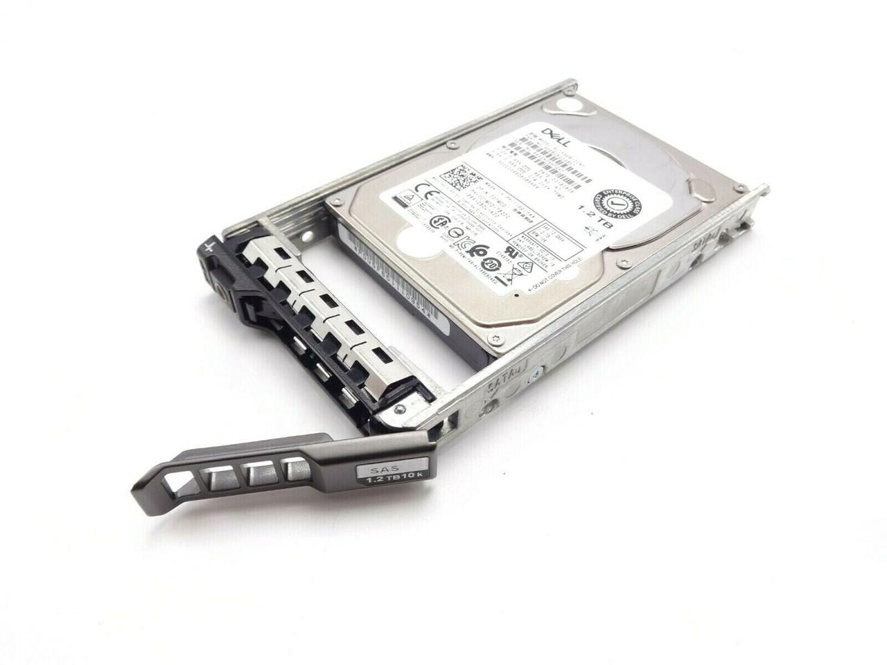 Dell 01M0D 1.2TB 10K 12Gbps SAS 2.5 Hard Drive