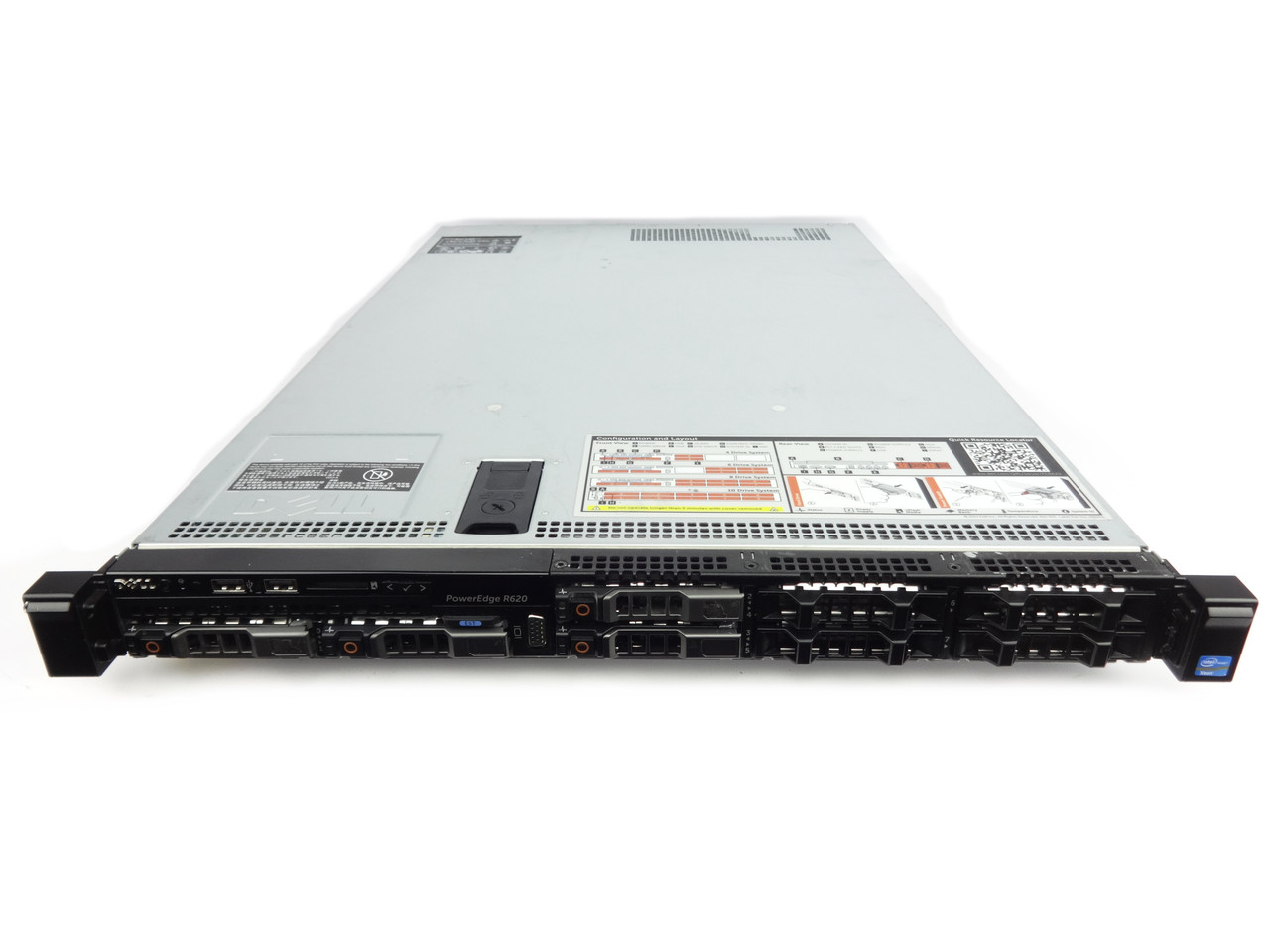 """Dell Poweredge R620 8x 2.5"""" Server Build to Order"""