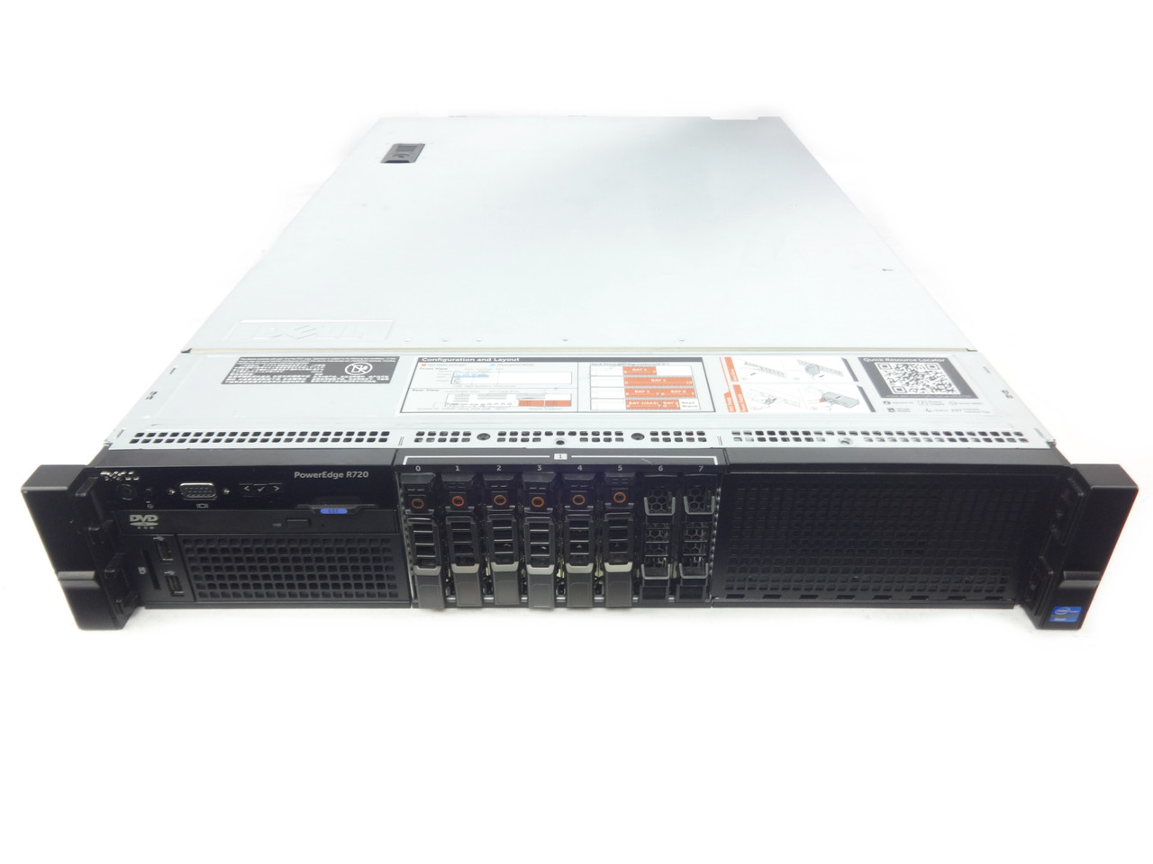 """Dell Poweredge R720 8x 2.5"""" Server Build to Order"""