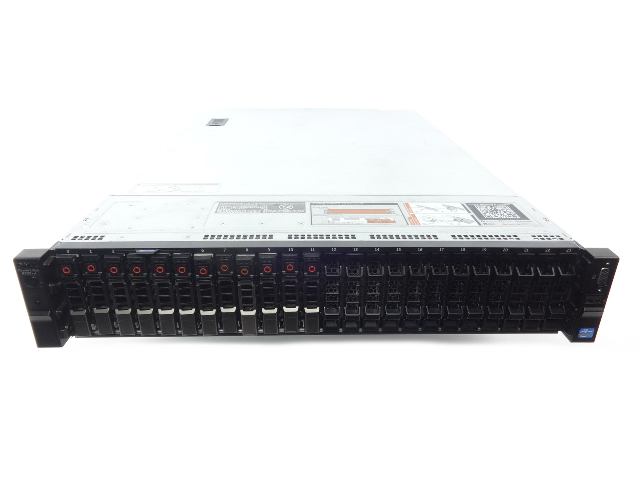 """Dell Poweredge R720XD 24x 2.5"""" Server Build to Order"""