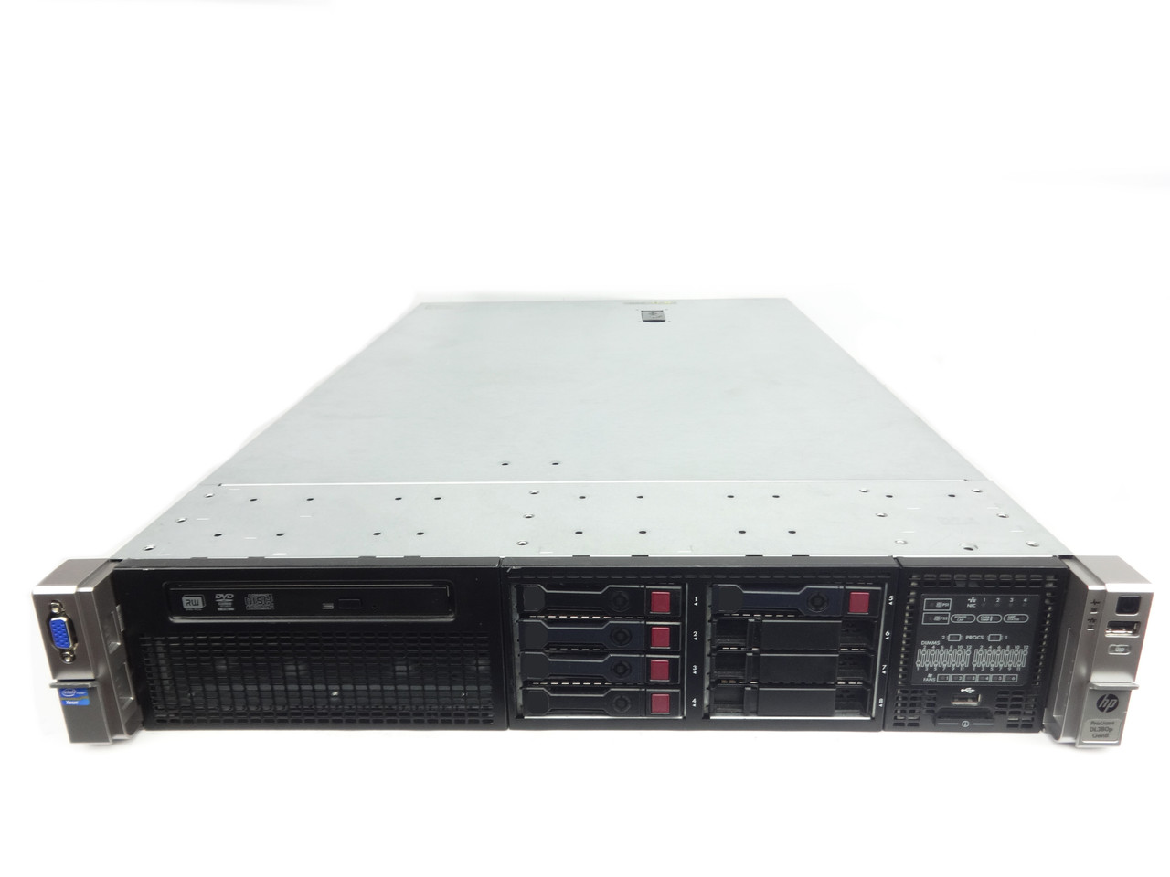 "HP Proliant DL380P G8 8x 2.5"" Server Build to Order"