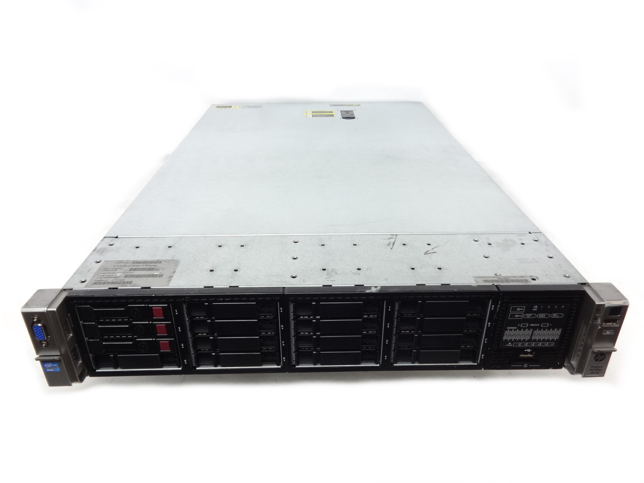 HP Proliant DL380P G8 16x 2.5' Server Build to Order